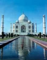 Agra, Tadż Mahal /Encyklopedia Internautica
