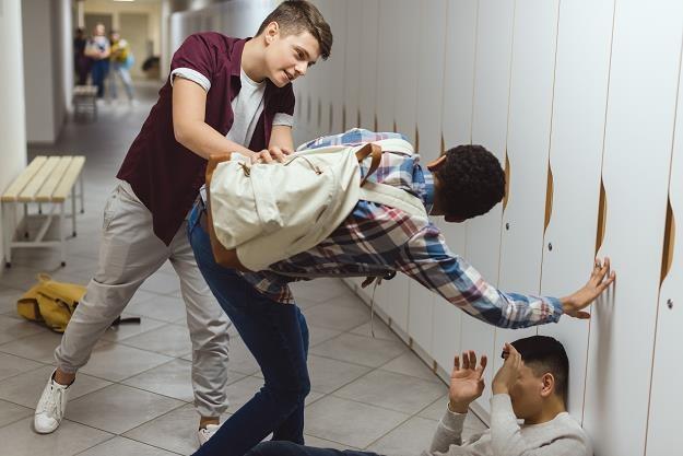Agresja uderza w szkoły podstawowe. Cierpią najsłabsi /©123RF/PICSEL