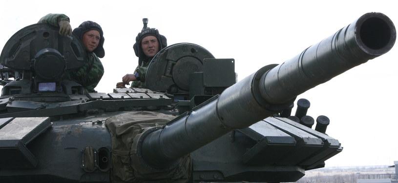 Agresywne działania Rosji na Ukrainie spotkały się z bardzo ostrą krytyką ministra obrony USA /AFP