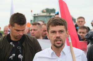 AgroUnia chce być partią polityczną. Michał Kołodziejczak: Reprezentujemy nie tylko rolników