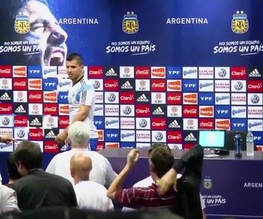 Aguero: Nie bez powodu awansowaliśmy do finału