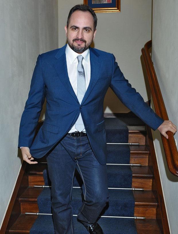 Agustin Egurrola, fot. Andras Szilagyi  /MWMedia