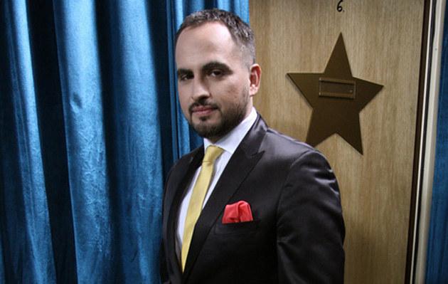 Agustin Egurrola /fot.Bartosz Krupa  /East News