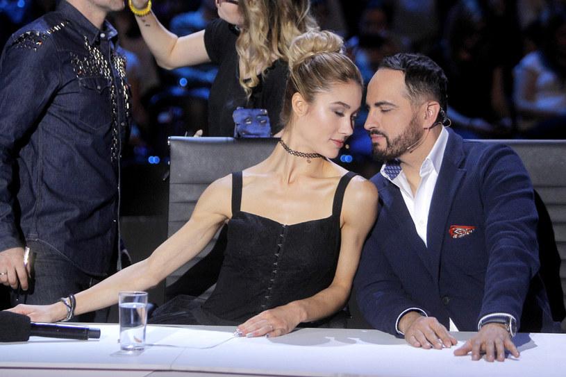 """Agustin Egurrola i Ida Nowakowska w programie  """"You Can Dance - Po prostu tańcz!"""" (2016) /AKPA"""