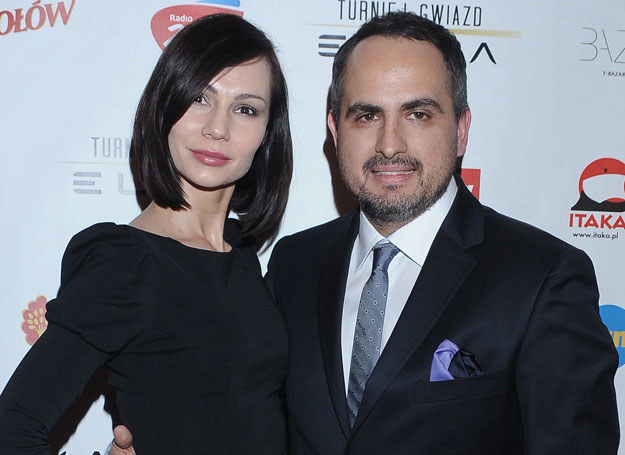 Agustin Egurrola i Nina Tyrka /A. Szuilagyi /MWMedia