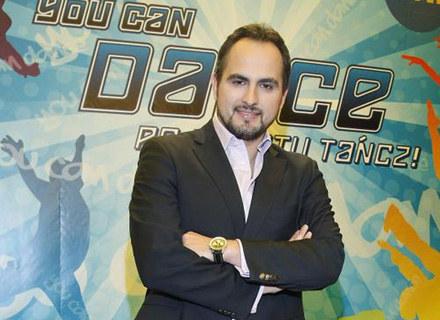 """Agustin Egurrola liczy, że w przyszłości """"nie będzie zmuszał córki do tańca"""" /AKPA"""