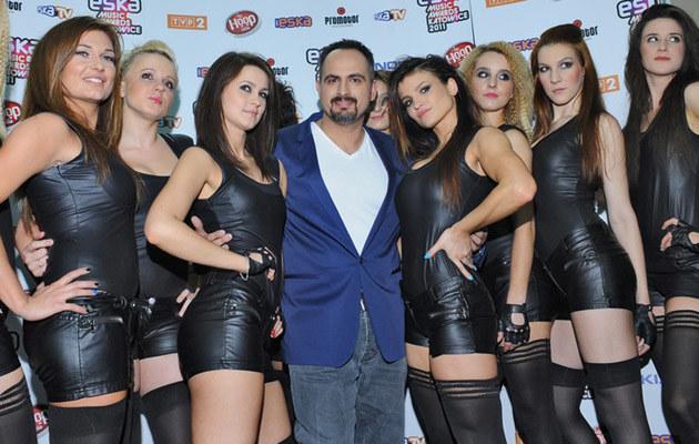 Agustin Egurrola w pracy...  /East News