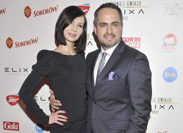 Agustin Egurrola z żoną /AKPA