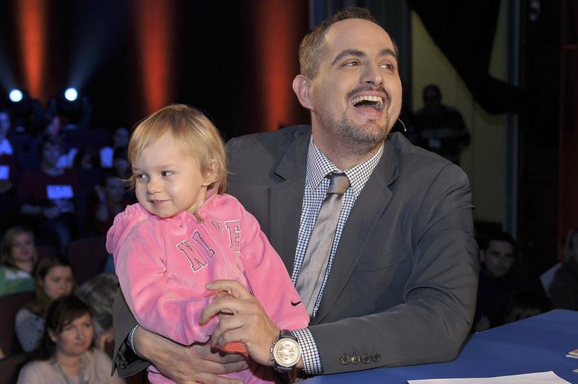 Agustin przynaje, że to córeczka Carmen zmieniła jego życie  /AKPA