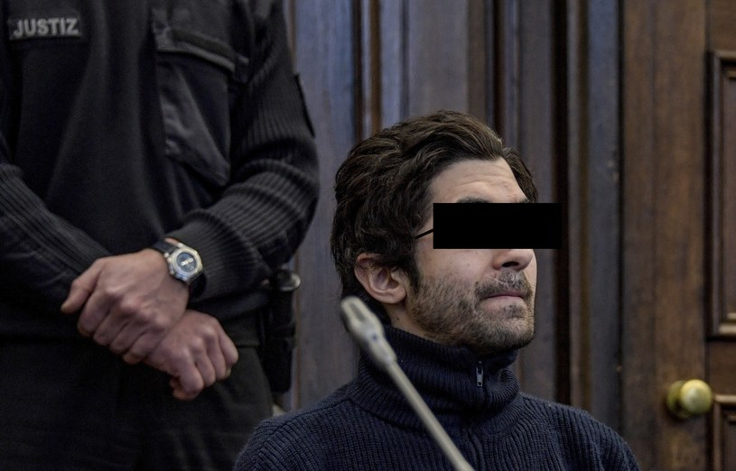 Ahmad A. w oczekiwaniu na wyrok /Associated Press /East News