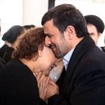 Ahmadineżad w dużych opałach