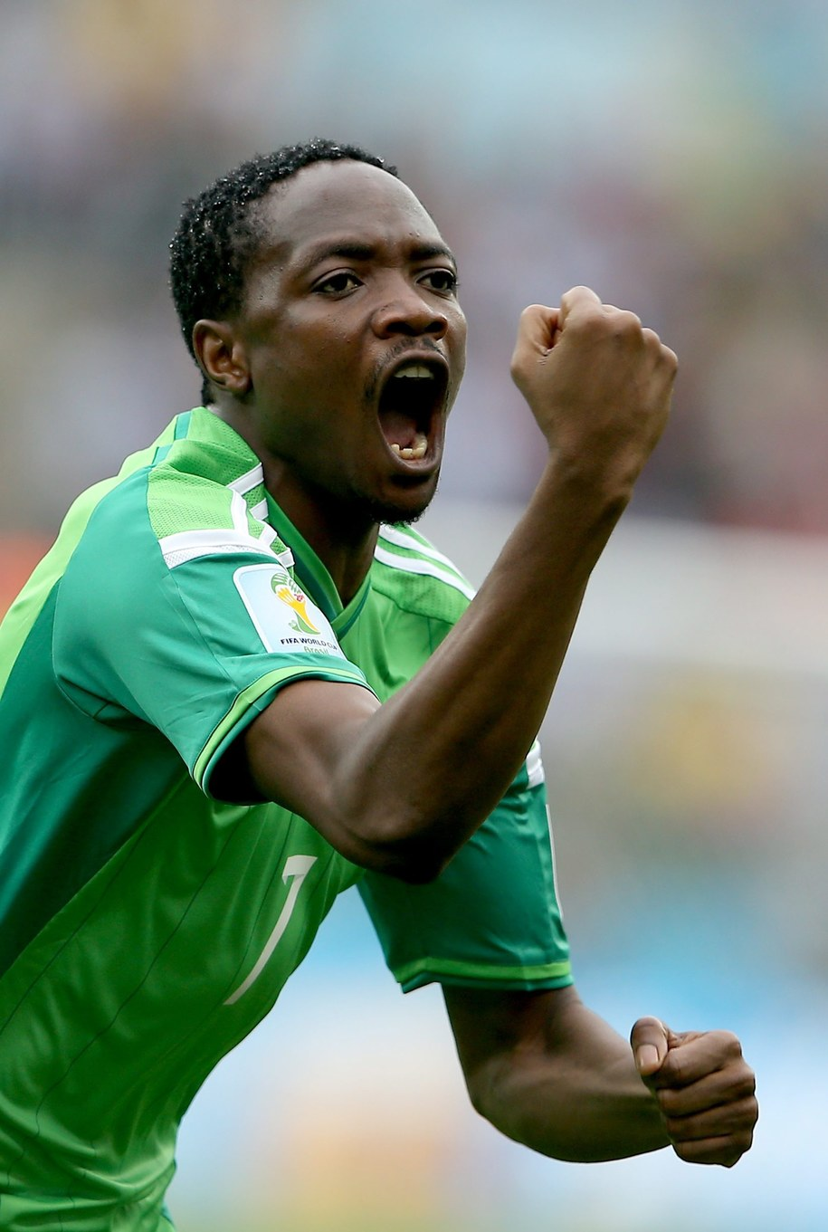Ahmed Musa /MOHAMED MESSARA /PAP/EPA