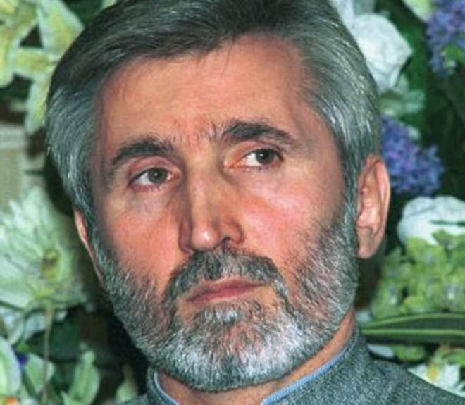 """Ahmed Nukhajew, pseudonim """"Hoża"""" założyciel czeczeńskiej mafii /materiały prasowe"""