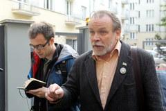 Ahmed Zakajew zatrzymany przez polską policję