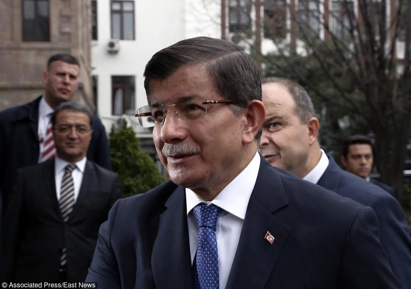 Ahmet Davutoglu /Fotolink /AP