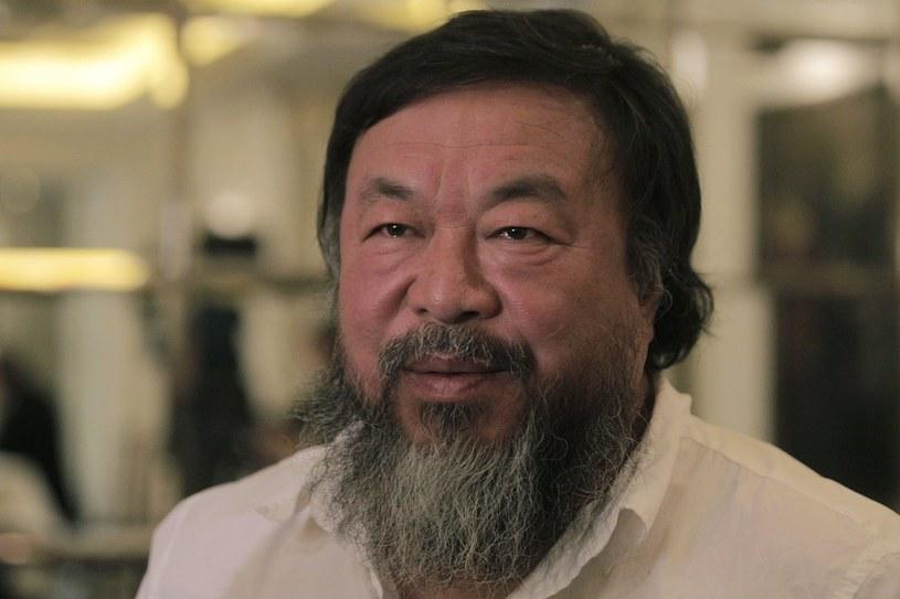 Ai Weiwei /ORESTIS PANAGIOTOU /PAP/EPA
