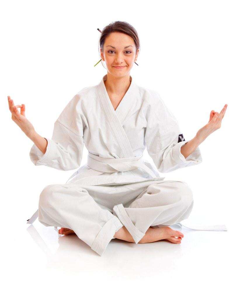Aikido zmienia ich życie na lepsze /123RF/PICSEL