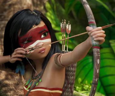 """""""Ainbo - strażniczka Amazonii"""""""