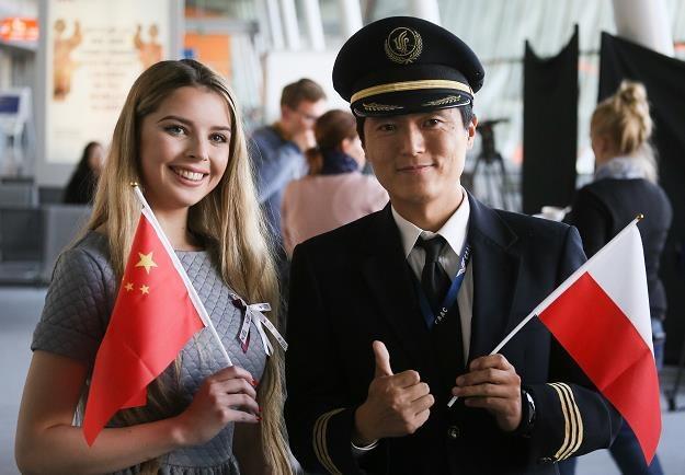 Air China otwiera regularne połączenie Pekin - Warszawa /PAP