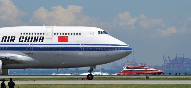 Air China zikwidowała niektóre połączenia z Koreą Płn. /AFP