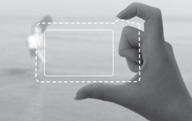 Air Clicker to pomysł na niewidzialny aparat /Gadżetomania.pl