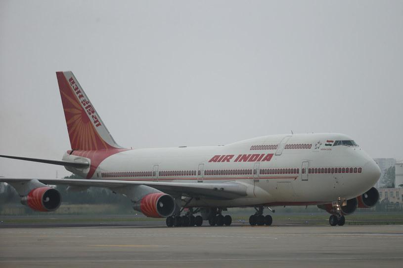 Air India, zdj. ilustracyjne /WU HONG / POOL / AFP /AFP
