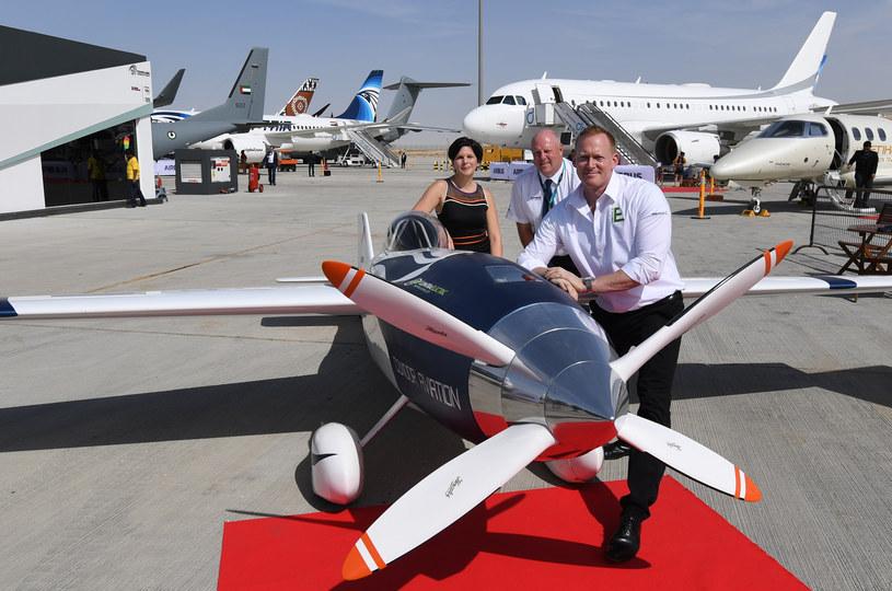 Air Race E /AFP