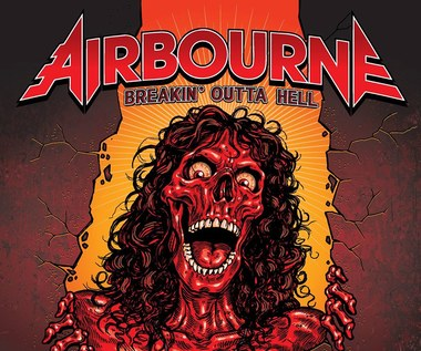 """Airbourne z nową płytą """"Breakin' Outta Hell"""""""