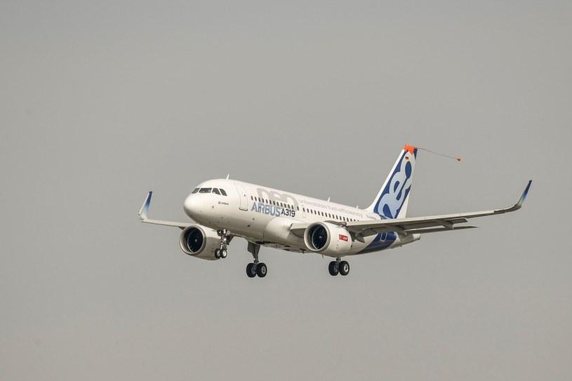 Airbus A319neo /materiały prasowe