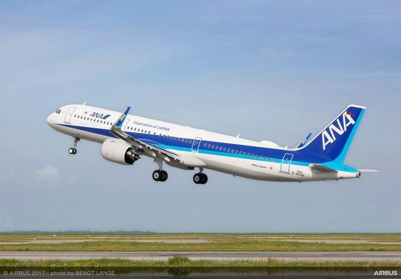 Airbus A321neo /materiały prasowe