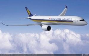 Airbus A350 z bateriami litowo-jonowymi - podzieli los Dreamlinera?
