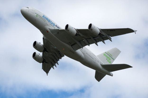 Airbus A380 /AFP