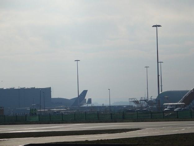 Airbus Beluga /INTERIA.PL