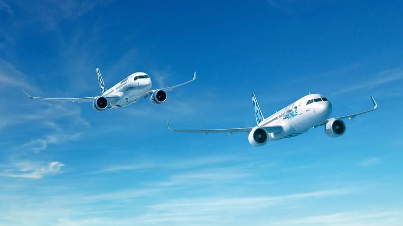 Airbus i Bombardier ogłaszają współpracę /materiały prasowe