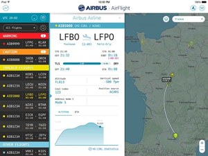 Airbus ProSky uruchamia innowacyjną usługę śledzenia lotów: AirFlight