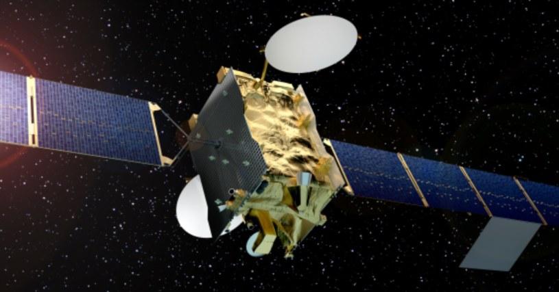 Airbus Quantum - nowy satelita /materiały prasowe