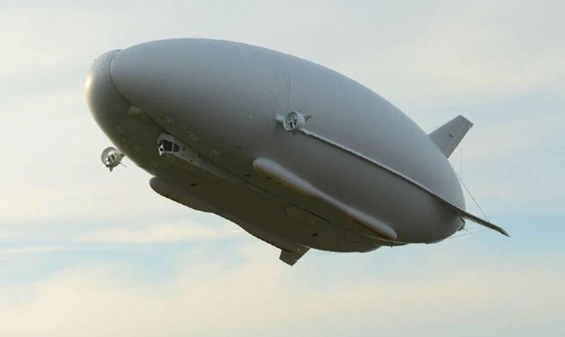Airlander 10 będzie miał szeroki wachlarz zastosowań /materiały prasowe