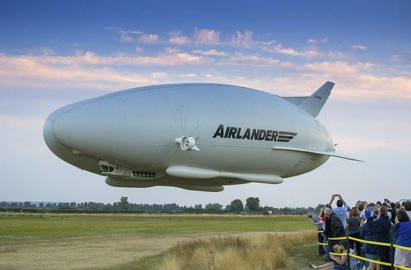 Airlander 10 /materiały prasowe