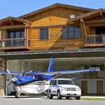 Airpark: Osiedle dla bogaczy, gdzie awionetki zastępują auta