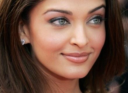 Aishwarya Rai i jej charakterystyczne zielone oczy /AFP