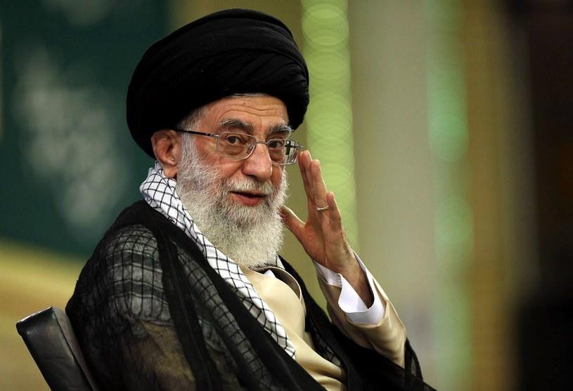 Ajatollah Sajed Mohammad Ali Chamenei /AFP