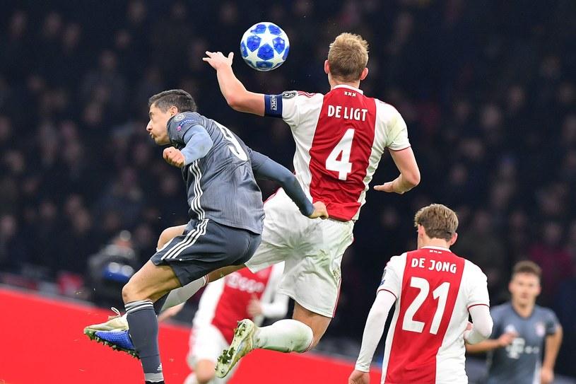 Ajax Amsterdam - Bayern Monachium /AFP