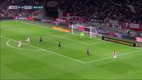 Ajax Amsterdam pokonał Vitesse Arnhem 4-2. Wideo