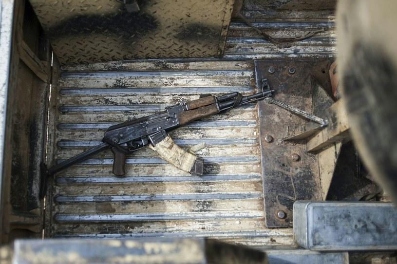 AK-47 - najsłynniejsza broń na świecie /AFP