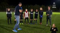 Akademia Młodego Piłkarza. 17.10.21 Cafe Futbol. WIDEO