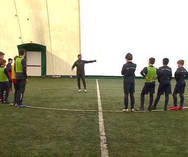 Akademia Młodego Piłkarza. Odcinek 3. (POLSAT SPORT). Wideo
