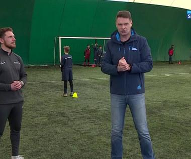 Akademia Młodego Piłkarza. Odcinek piąty (POLSAT SPORT). Wideo