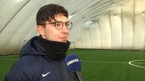 Akademia Młodego Piłkarza. Szymon Matyjasek: Kładziemy nacisk na różnorodność zajęć. Wideo