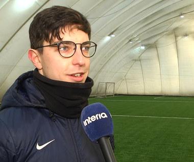 Akademia Młodego Piłkarza. Szymon Matyjasek: W naszym projekcie świadomość rodziców jest bardzo ważna. Wideo