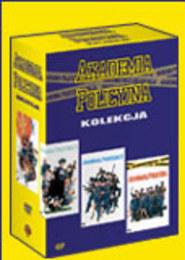 Akademia policyjna. Pakiet kolekcjonerski
